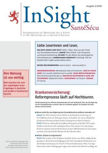 SantéSécu - Ministère de la sécurité sociale