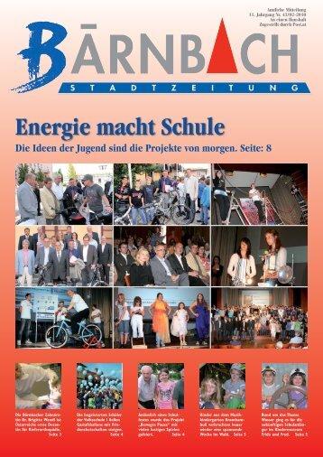 Bärnbacher Stadtzeitung
