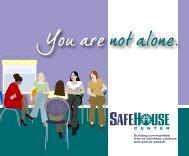 SafeHouse Center - Spring 2012