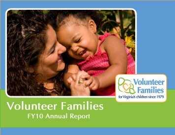 Volunteer Families - Volunteer Emergency Families for Children