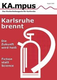 Karlsruhe brennt - Hit