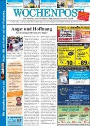 Solingen West 12-11 - Wochenpost
