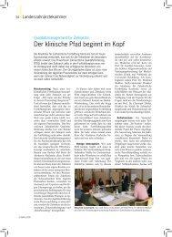 Bericht ZBW - Virtueller Hörsaal - Akademie für Zahnärztliche ...