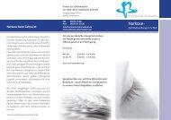 Narkose- - Schmitz Zahnmedizin
