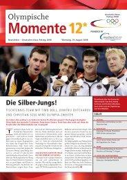 Momente - Der Deutsche Olympische Sportbund