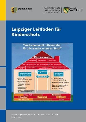 Leipziger Leitfaden für Kinderschutz - Stadt Leipzig