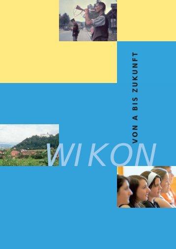 VON A BIS ZUKUNFT - Gemeinde Wikon