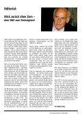 DAZ-Forum 104 (als PDF) - Deutscher Arbeitskreis für Zahnheilkunde - Seite 3