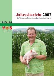 Jahresbericht 2007 - Schweine.at