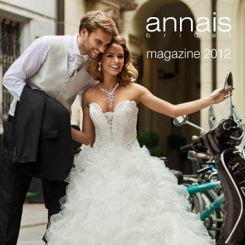 magazine 2012 - Annais Bridal