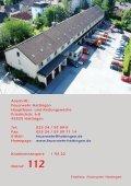 Jahresbericht 2010 - Feuerwehr Hattingen - Page 2