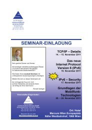 IPv6 - Schlager Communications Services GmbH