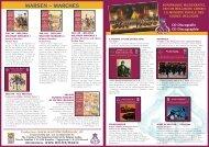 DOWNLOAD catalogue BELGIAN GUIDES Cd's - Mirasound