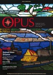 OPUS • Issue 5 - Portsmouth Grammar School