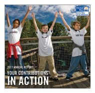 2011 Annual Report Issue - United Way of the Midlands