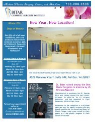 New Year, New Location! - Bitar Cosmetic Surgery Institute