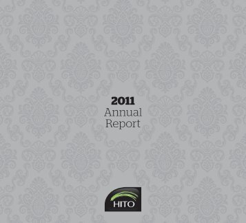 2011 Annual Report - HITO
