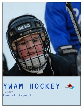 Glen Bueckert YWAM Hockey Director INTEGRITY - RESPECT