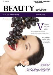 Beautyadvisor - Beauty Management AG