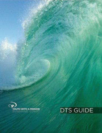 dts guide - YWAM Australia