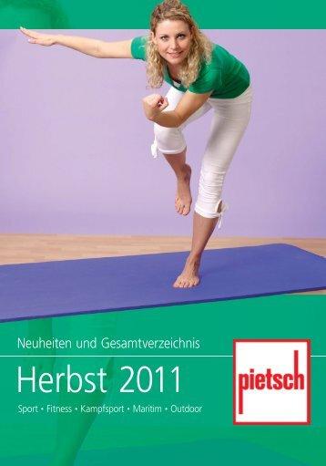 Herbst 2011 - Paul Pietsch Verlage