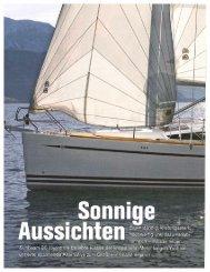 Yacht - Sunbeam Yachten