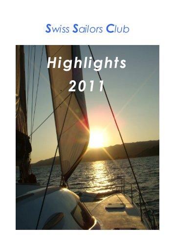 SSC Highlights 2011 - swiss sailors club