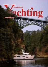 Coming Attractions - Northwest Yachting Magazine
