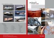 Yachtwerft Meyer, Flyer