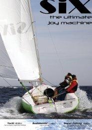the ultimate joy machine - mantra YACHTS