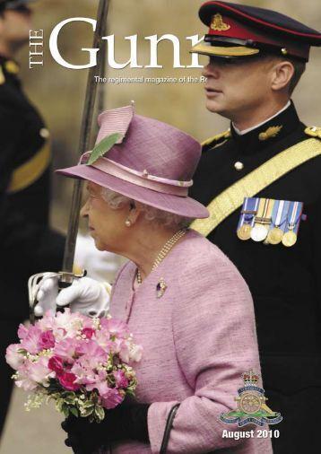 08 Gnr Aug 10.indd - British Army