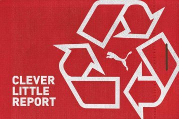 AnnuAl And sustAinAbility report - About PUMA