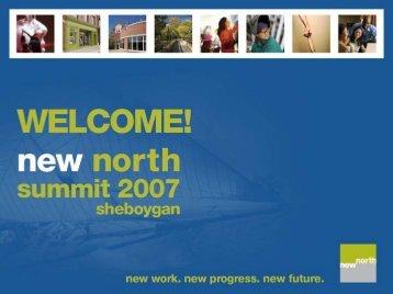 Summit Presentation - New North