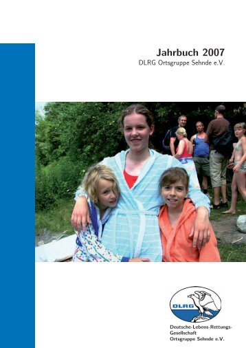 Jahrbuch 2007 - DLRG Ortsgruppe Sehnde eV
