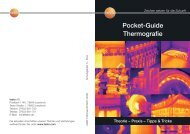 Pocket-Guide Thermografie