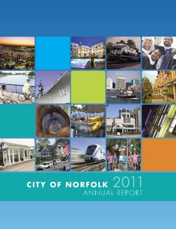 CITY OF NORFOLK - Inside Business