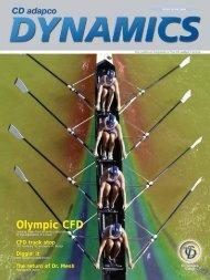 Olympic CFD - CD-adapco