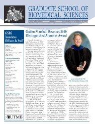 Joseph G. Wood, PhD - The Graduate School of Biomedical ...