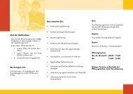 Bewerbungscenter - ESTA-Bildungswerk