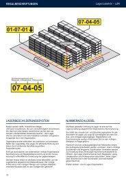 Regalbeschriftungen - Estant GmbH