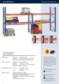 PALETTENREGALE - Estant GmbH - Seite 3