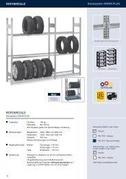REIFENREGALE - Estant GmbH