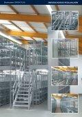 ZWEIGESCHOSSIGE REGALANLAGEN - Estant GmbH - Seite 3