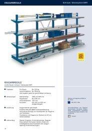 KRAGARMREGALE - Estant GmbH