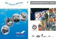 Jahresbericht 2004 - Liechtensteiner Radfahrerverband