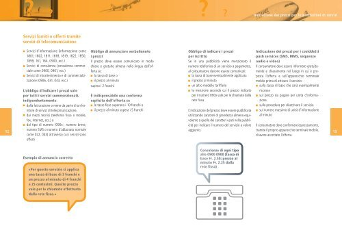 Ordinanza sull'indicazione dei prezzi - admin.ch