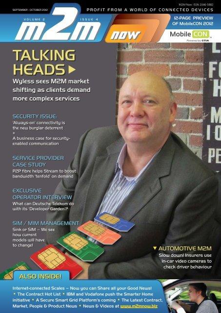 Pdf magazine smart home