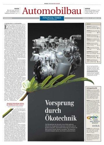 A 2 - Financial Times Deutschland
