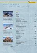 Programmheft ACUM2008 - ANSYS Conference & CADFEM Users ... - Seite 2