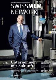 Ausgabe 1/2011 - Swissmem
